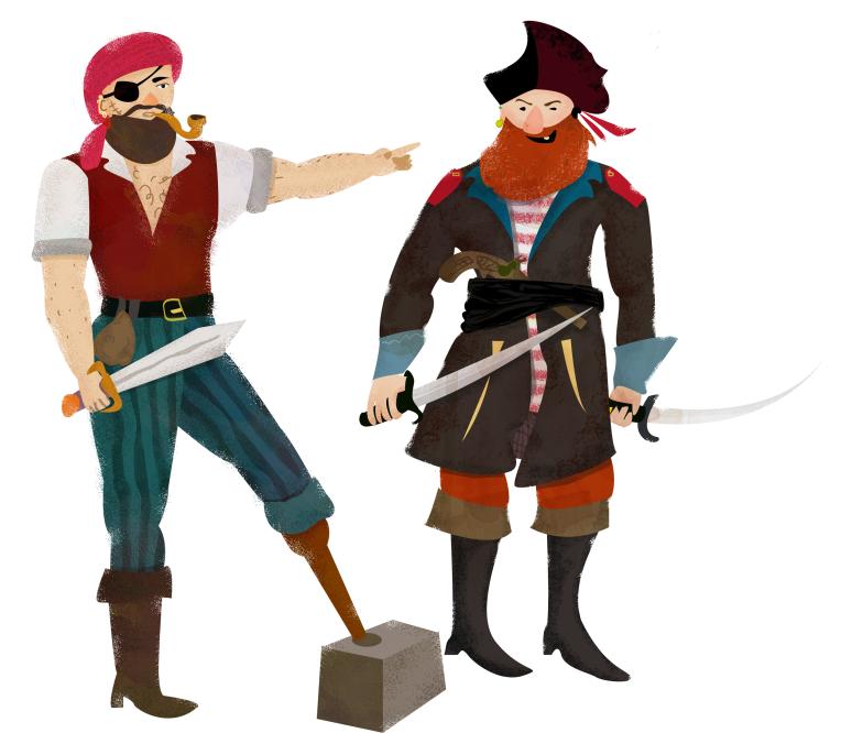 2-pirates