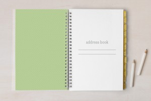 notebook green_inside
