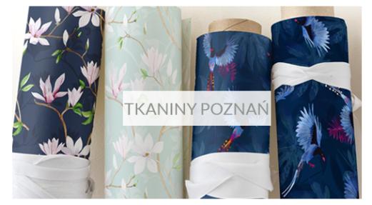 tkaniny poznan